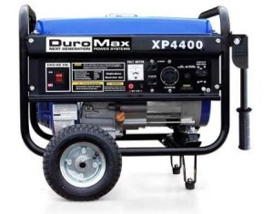 Duromax XP4400 front