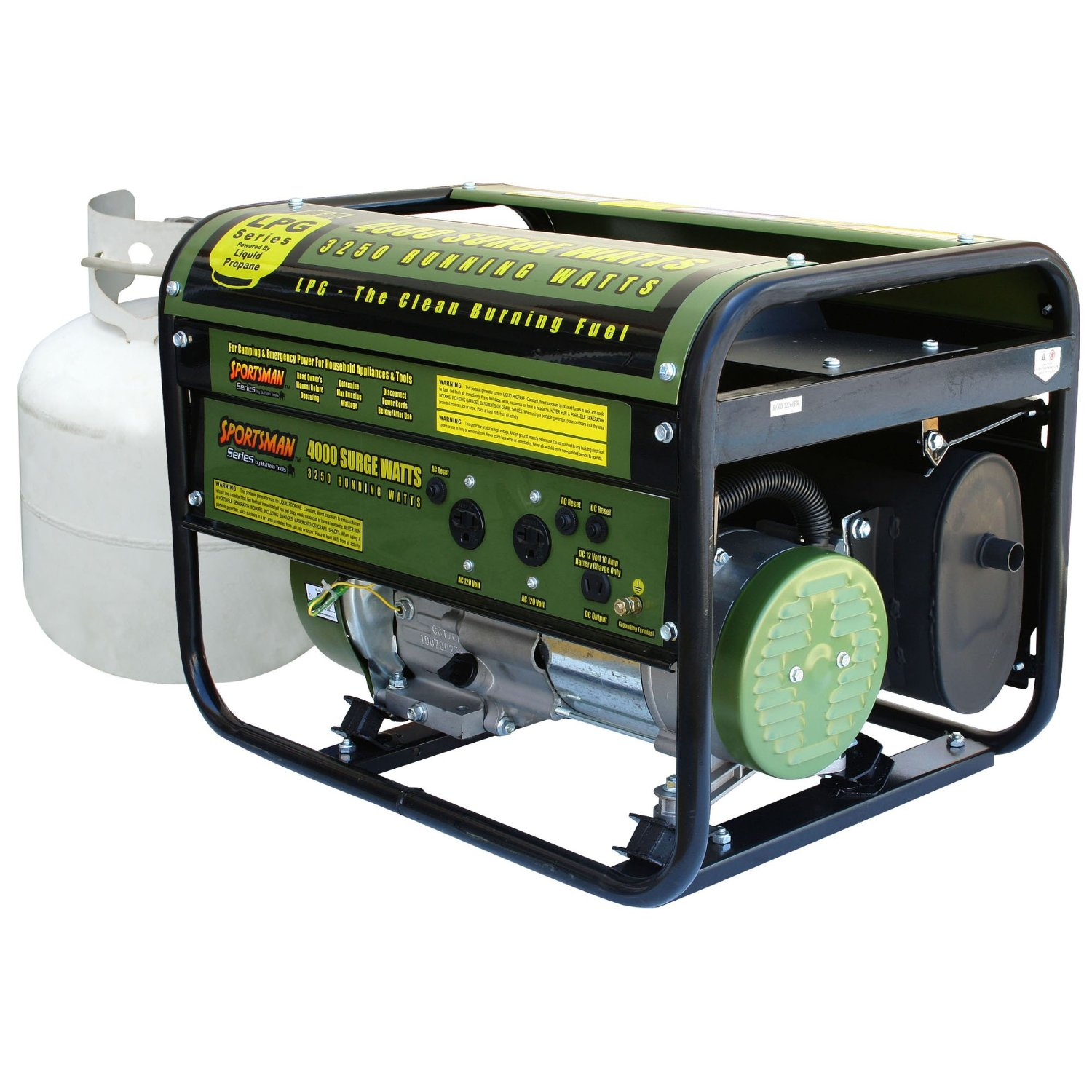 Sportsman GEN4000LP Review • Portable Generator Master