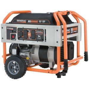 Generac 5847 XG8000E Review