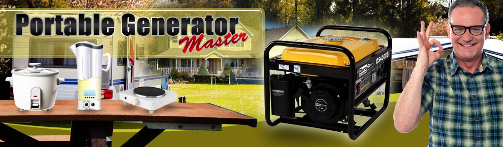 Portable Generator Reviews header image