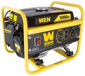Wen 56180 1800 Watts Portable Generator